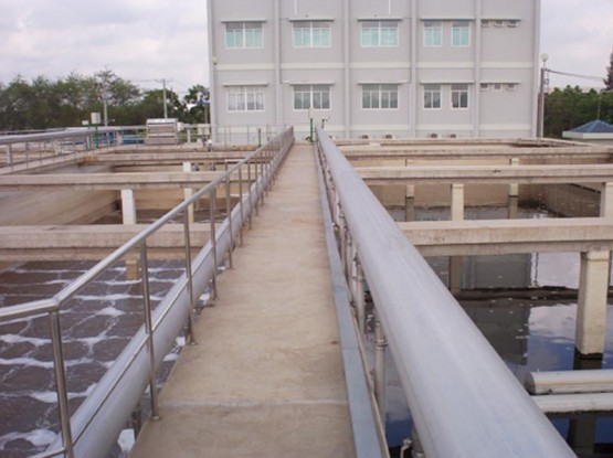 Thang Long Water Treatment Plant