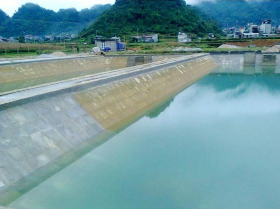 Ha Giang Water Supplying System